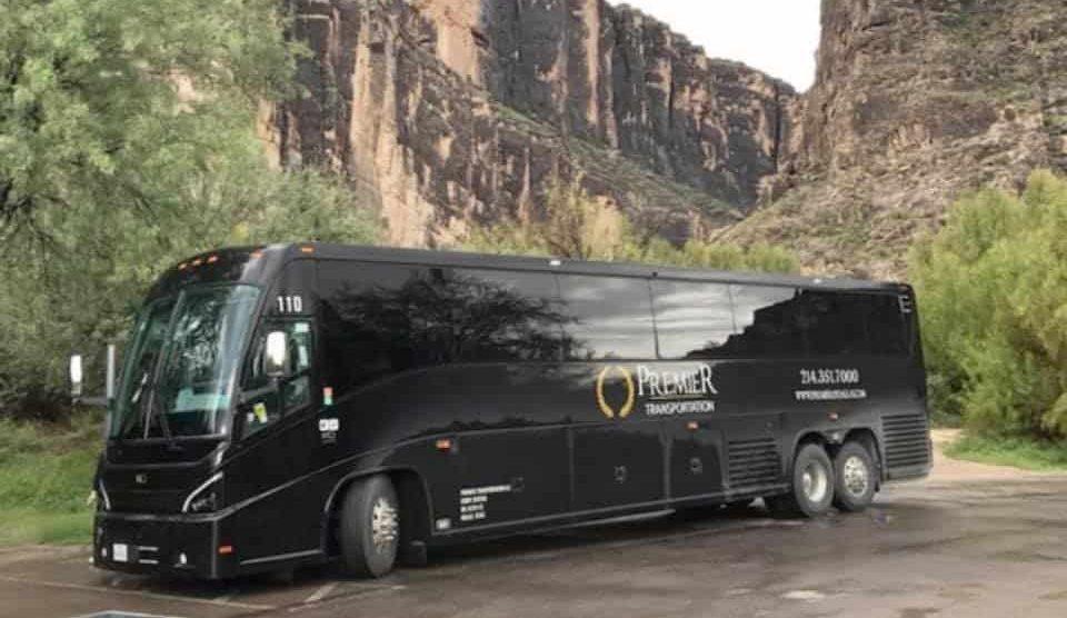 Premier Coach Bus